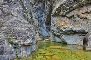 Canyoning en Corse - Richiusa